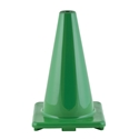 """Picture of Champion Sports Hi Visibility Flexible 12"""" Vinyl Cone Green"""
