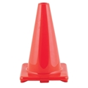 "Picture of Champion Sports Hi Visibility Flexible 12"" Vinyl Cone Orange"
