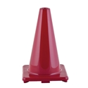 "Picture of Champion Sports Hi Visibility Flexible 12"" Vinyl Cone Red"