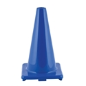 "Picture of Champion Sports Hi Visibility Flexible 18"" Vinyl Cone Blue"