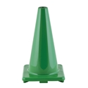"""Picture of Champion Sports Hi Visibility Flexible 18"""" Vinyl Cone Green"""
