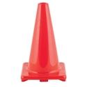 "Picture of Champion Sports Hi Visibility Flexible 18"" Vinyl Cone Orange"