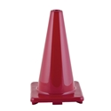 """Picture of Champion Sports Hi Visibility Flexible 18"""" Vinyl Cone Red"""