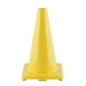 """Picture of Champion Sports Hi Visibility Flexible 18"""" Vinyl Cone Yellow"""