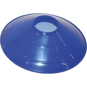 """Picture of Champion Sports 9"""" Saucer Field Cone Blue"""