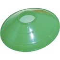 """Picture of Champion Sports 9"""" Saucer Field Cone Green"""