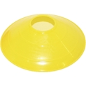 """Picture of Champion Sports 9"""" Saucer Field Cone Yellow"""