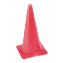 """Picture of Champion Sports Hi Visibility Fluorescent 15"""" Poly Cone"""