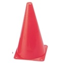 "Picture of Champion Sports Hi Visibility Fluorescent 9"" Poly Cone"