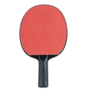 Picture of Champion Sports Table Tennis Rubber Face Paddle Black Handle