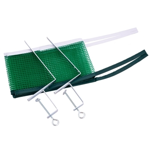 """Picture of Champion Sports 0.5"""" Table Tennis Net & Post Set"""