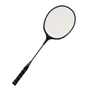 Picture of Champion Sports Molded ABS Frame Badminton Racket