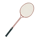 Picture of Champion Sports Double Steel Frame Badminton Racket