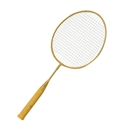 Picture of Champion Sports Mini Badminton Racket