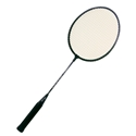 Picture of Champion Sports Aluminum Frame Badminton Racket