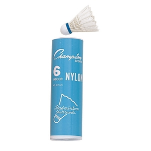 Picture of Champion Sports Nylon Indoor Shuttlecocks