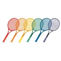 """Picture of Champion Sports 21"""" Plastic Tennis Racket Set"""