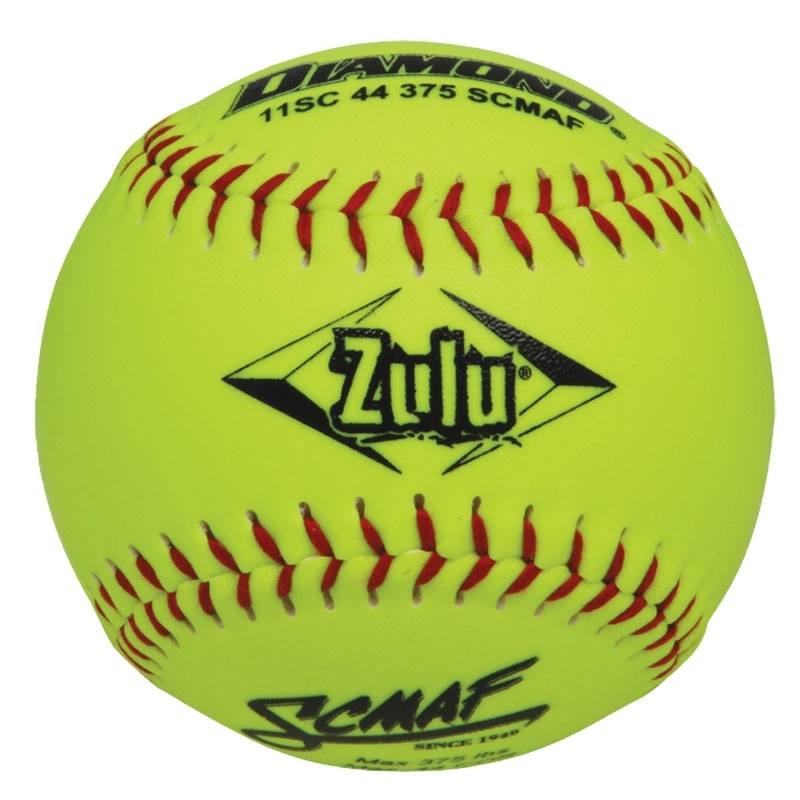Diamond Sports Softball SCMAF Red Stitch. Sports ...