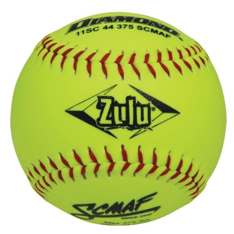 Diamond Sports Softball SCMAF Red Stitch. Sports ...