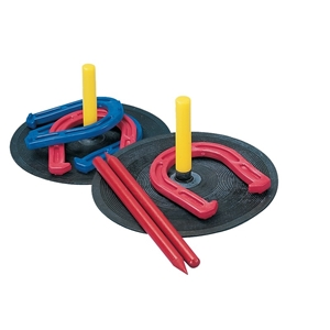 Picture of Champion Sports Indoor/Outdoor Horseshoe Set