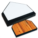 Picture of Champro Professional Home Plate Solid Wood Construction