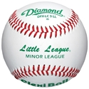 Picture of Diamond Sports Little League Minor League RS Flexi Ball Baseball