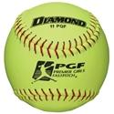 Picture of Diamond Sports Premier Girls Fastpitch Softballs