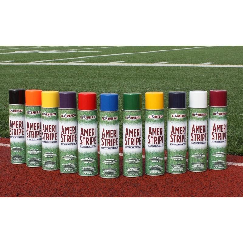 All American Paint Co Ameri Stripe Athletic Aerosol Paint
