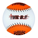 Picture of Trump® AK-EVIL-BP Evil Sports Synthetic Leather 12 Inch Batting Practice Softball
