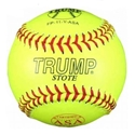 Picture of Trump® FP-11-Y-ASA 11 Inch Leather .47 Core NFHS Approved Fastpitch ASA Softball