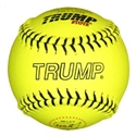 Picture of Trump® FP-11Y-RP-NSA 11 Inch 52/275 NSA Fastpitch Leather Softball