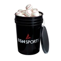 Picture of BSN Baseball Bucket with Balls