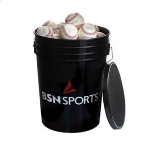 Picture of BSN SPORTS™ Bucket with 36 Mark 1™ Official League Baseballs