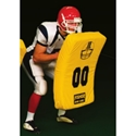Picture of Fisher Jumbo Curved Football Shield