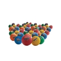 Picture of Voit Rainbow 48 Pack Playground Balls