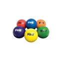 Picture of Voit Tuff Coated Foam Soccer Balls Prism Packs