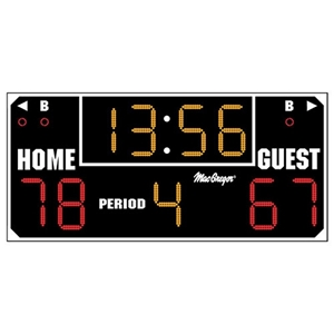 Picture of BSN Protective Net for Ultimate Scoreboard - 7' X 3.5'