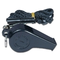 Picture of Champro Large Plastic Whistle with Lanyard