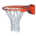 """Picture of Gared® Snap Back® Pro Arena Basketball Goal for 42"""" x 72"""" Glass Backboards"""