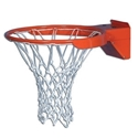 """Picture of Gared® Snap Back® Pro Arena Basketball Goal for 48"""" x 72"""" Glass Backboards"""