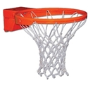 Picture of Gared® Master 3500I FIBA International Breakaway Basketball Goal with Nylon Net