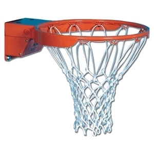 Picture of Gared Scholastic Breakaway Basketball Goal with Nylon Net