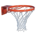 Picture of Gared® Super Fixed Basketball Goal with Nylon Net