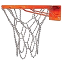 Picture of Gared® Super Fixed Basketball Goal with Chain Net