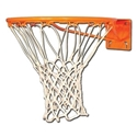 Picture of Gared® High Strength Institutional Fixed Basketball Goal with Nylon Net