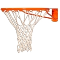 Picture of Gared® Specialty Portable Fixed Basketball Goal with Nylon Net