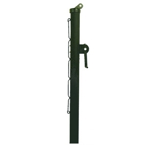 """Picture of Gared® 2-7/8"""" External Ratchet Tennis Posts"""
