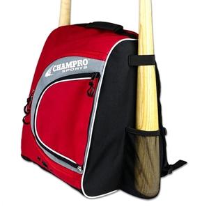Champro Baseball Player Elite Backpack. Sports Facilities Group Inc. fbaa88a931b87