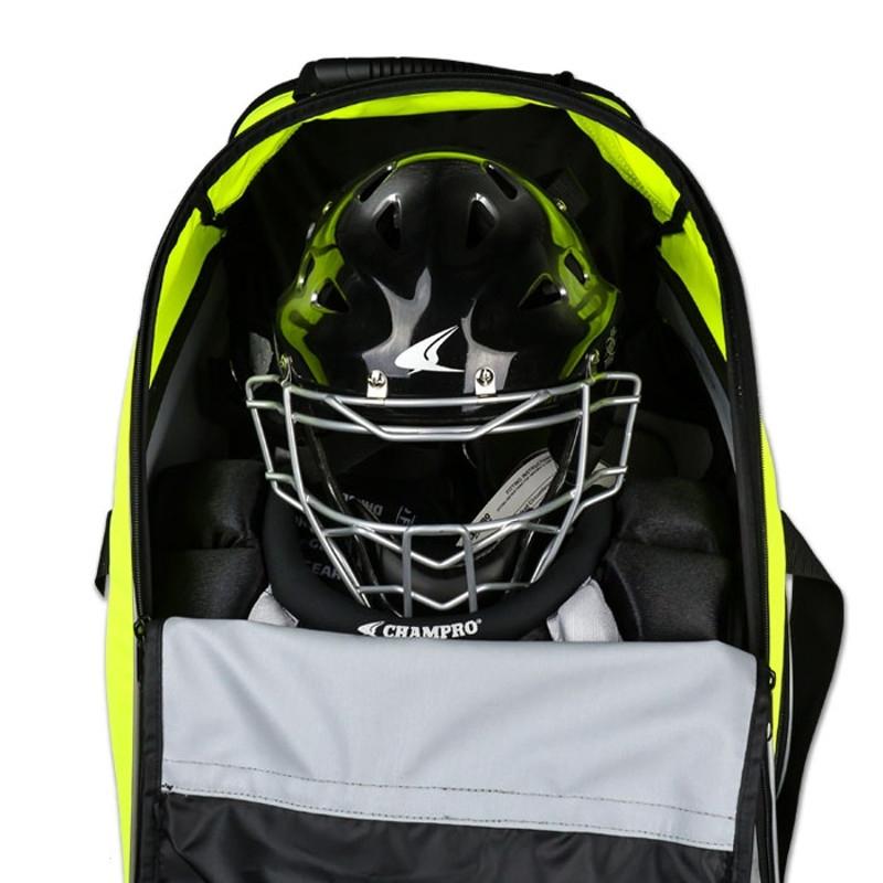Champro Catcher Umpire Equipment Bag Sports E51