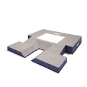 Picture of Gill G4 Pole Vault Landing System Weather Cover